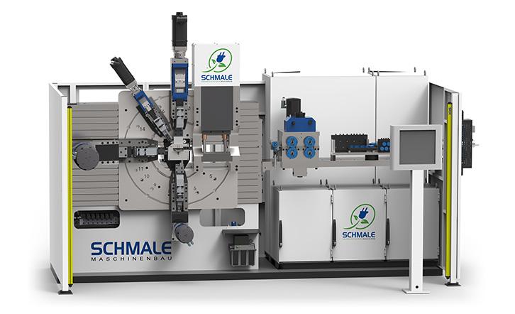 X2000nc bk schmale maschinenbau gmbh altena for Maschinenbau ohne nc